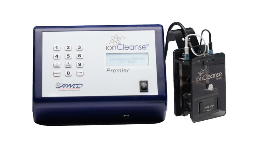 The IonCleanse® Premier® 施術者用